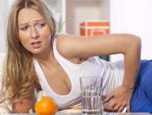 Te doare stomacul dupa ce mananci ?