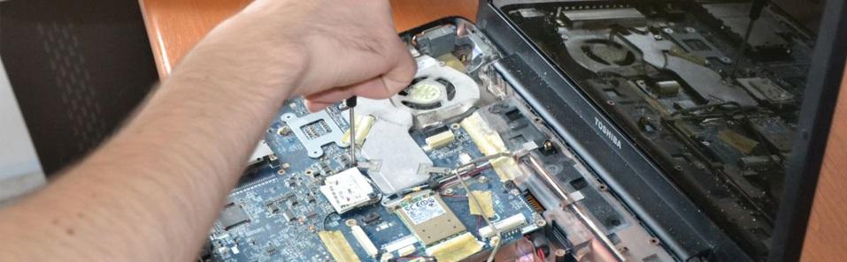 Servicii de reparare si upgrade ale laptopului