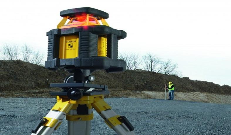 La ce se folosesc nivelele laser rotative?
