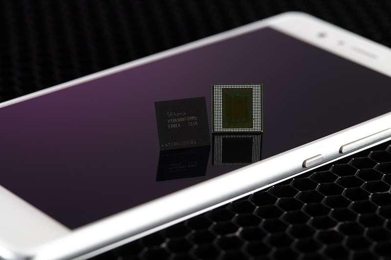 SK Hynix lanseaza memoriile LPDDR4X-4266 pentru smartphone-uri