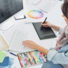 Cum poti deveni designer grafic fara facultate?