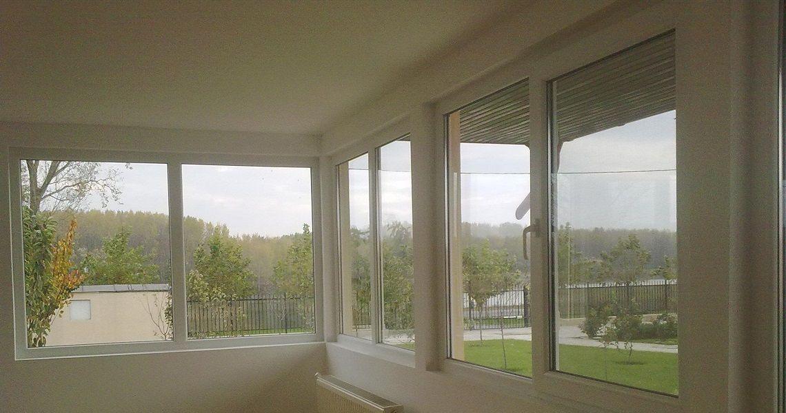 Avantajele ferestrelor de termopan