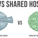 Cand este necesar sa treceti de la Shared hosting la VPS hosting?