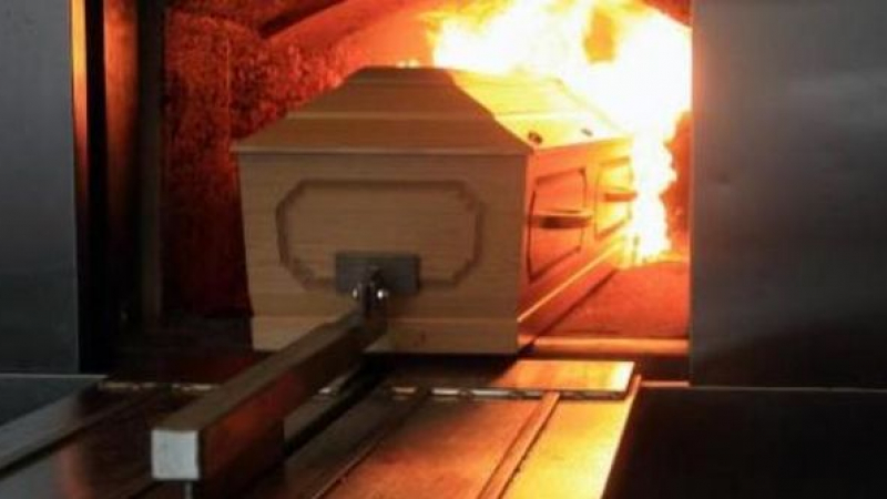 Cum se face incinerarea umana?