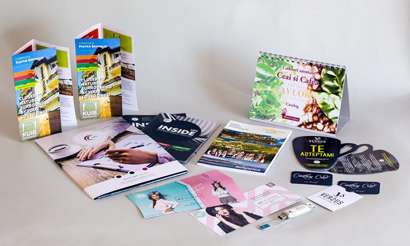 Materiale promotionale personalizate pentru afacerea ta
