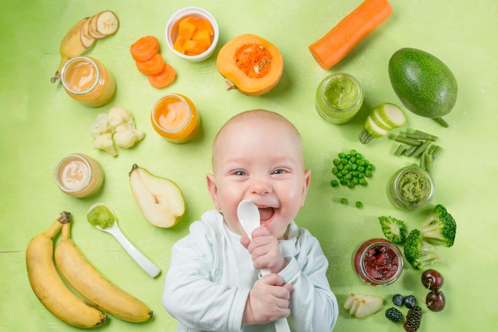 Alimentatia copiilor la inceputul diversificarii