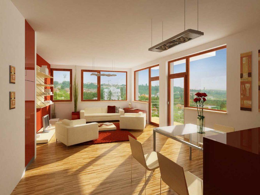 Avantajele si dezavantajele cumpararii unui apartament la parter