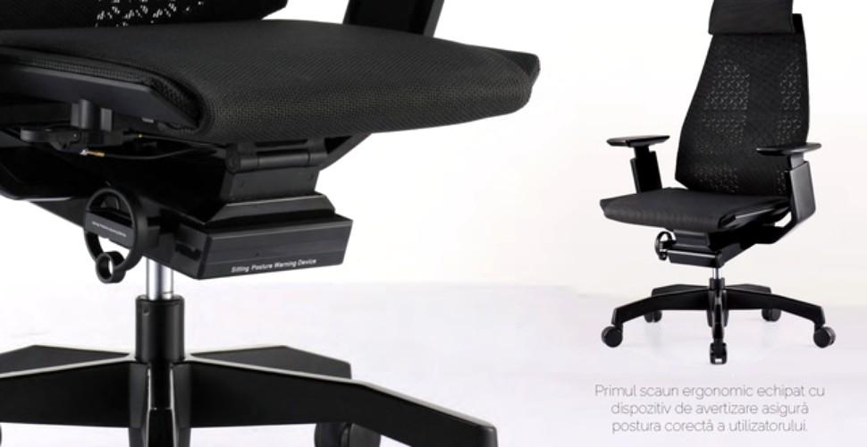 Ce este un scaun ergonomic?