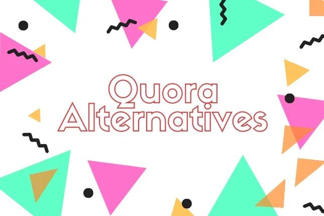Topul celor mai bune alternative Quora