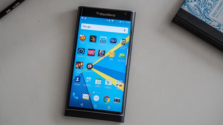 Defectiuni frecvente pentru BlackBerry DTEK